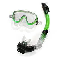 ПВХ дайвинг плавательные очки маска стекел сухой набор трубкой
