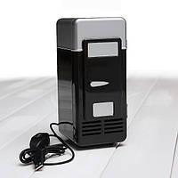 Мини USB LED PC холодильник холодильник напитки банок питания Cooler теплее es9p