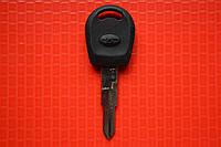 Chery ключ с местом под чип Вид №2