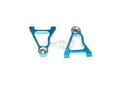 (82901) Blue Alum Front Lower Susp Arms 2P/Cap Head Machine Screws (2.6*10) 2P 1Set