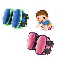 Малыш супер толстый наколенник ребенка ползать колено налокотники напульсники