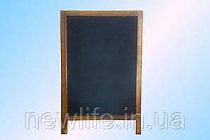 Штендер деревянный для написания мелом