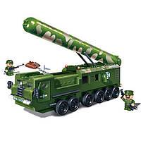 Конструктор Banbao Военная машина (6202)