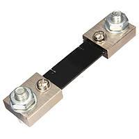 100а 75mv FL-2 постоянного тока шунт для усилителя ампер метр панели