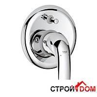 Смеситель для ванны скрытого монтажа GROHE Euroeco new 32747000