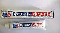 """Зубная паста отбеливающая """"WHITE and WHITE"""" 170 грамм"""