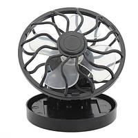 Портативный миниый солнечный приведенный в действие зажим вентилятора и охлаждающий вентилятор энергосберегающий