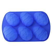 Пасхальное яйцо силиконовые формы свечи торт мыло производитель сторона выпечка плесень