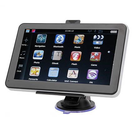 Машина 7-дюймовый HD трогать screenyl-950 GPS-навигации mtk FM 4 гб, фото 2