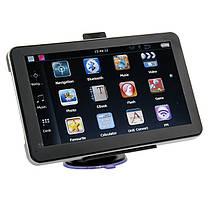 Машина 7-дюймовый HD трогать screenyl-950 GPS-навигации mtk FM 4 гб, фото 3