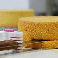 DIY торт хлеб резак выравниватель 5 слоев среза режущих инструментов фиксатор