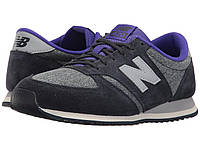 Кроссовки/Кеды (Оригинал) New Balance Classics WL420 Outerspace/Spectral Suede/Mesh