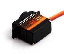 Сервопривод микро 8г TechOne TS08 1,3кг/0,11сек
