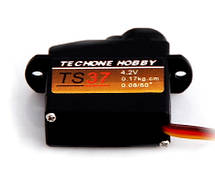 Сервопривод микро 3,7г TechOne TS37 0,17кг/0,08сек