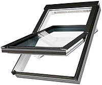 Окно мансардное FAKRO PTP U3 07 78x140 см пластик