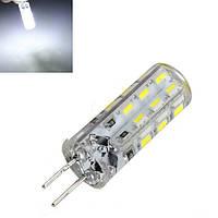 20X g4 1.5W LED белый 24 3014 SMD лампа 12 В постоянного тока