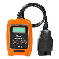 ЖК-obdii для диагностики автомобилей obd2 автомобиля диагностический сканер vc310