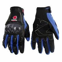 Полный палец гонки на мотоциклах перчатки scoyco mc09 углерода безопасность для