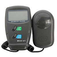 Цифровой ЖК-дисплей люкс метр фотометр люксметр 1010b