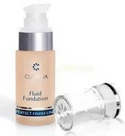 Крем осветляющий тональный для сухой нормальной и чувствительной кожи Clarena (Кларена) Fluid Foundation Satin 30 мл Ivory (слоновая кость)