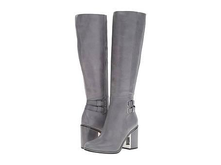 Ботинки/Сапоги (Оригинал) Calvin Klein Camie Shadow Grey Leather, фото 2