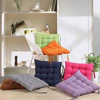 Мягкая хлопковая подушка для сиденья подушка для дивана и офисного стула