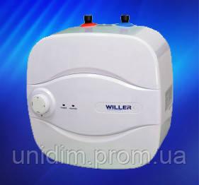 Бойлер Willer PU 10 R New Optima mini с мокрым ТЭНом под мойку - UniDim в Львове