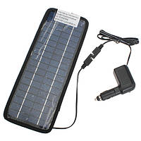 12В 4.5W Солнечная батарея для зарядки автомобильных аккумуляторов