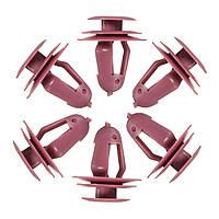 10x панель отделки двери клипсы крепежные детали для Тойота Лексус 67771-12050