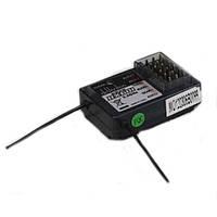 ВР 6-канальный 2.4 ГГц приемник rx601 для Дево 6 7 8 10 12 передатчика