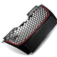 Передняя решетка бампера с gti пропуска для vw mk5 гольф gti gt Спорт
