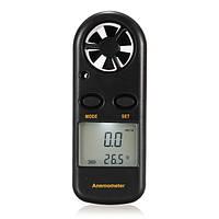 Gm816 1.5inch ЖК-портативный цифровой измеритель скорости ветра анемометр