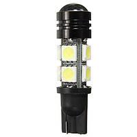 Чисто белый T10 5050 действие 8smd 3W светодиодные лампы для широкого использования 6000-8000 K в