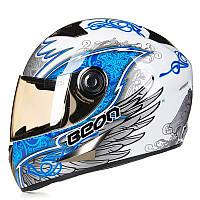 ECE Classic мотоцикл Гонки с полным личным шлемом Зимние гонки для BEON B500