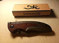 Нож полуавтоматический Browning X43,нож сталь,нож интернет,хороший нож,нож магазин,купить нож,складный нож