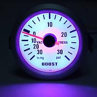 Авто Авто Механический Усилитель вакуумного калибратора Ultra Lite Silver