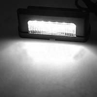 Номерной знак LED свет для автомобиля прицеп караван катер гидроцикл уте