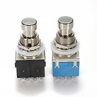 3pdt 9-контактный гитарные эффекты педали ножные выключатели педалей правда обход