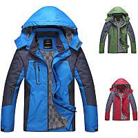 Открытый куртки мужчины велосипедные ветрозащитный капюшоном майка для альпинизма