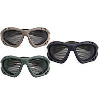 Горячим утюгом чистый анти-пчелы дикие военные очки Защитные стекла для cs