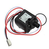 Постоянного тока 12В 6 Вт разъем 3pin разъем безщеточный насос для ПК системы водяного охлаждения