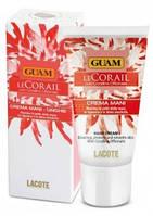 Крем для рук и ногтей Guam (Гуам) Le Corail 50 мл