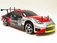 Р/у модель для дрифта Himoto DRIFT TC HI4123 2.4GHz 1:10 с электродвигателем Nissan 350z (HI4123n)
