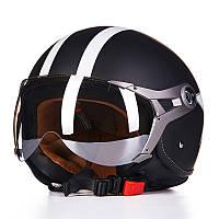 ЕЭК мотоцикл половина шлем мужские и женские УФ защитные каски для висеть