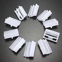 10 x пластиковые наружные боковые пороги-юбка обрезать клипы для BMW 3 серии
