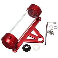 Металлический накладной диск Трубка Держатель для Мотор Велосипед Scooter мотоцикл Водонепроницаемы