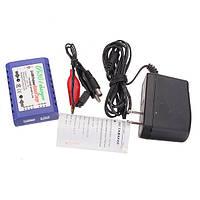 Rc301 баланс зарядное устройство для 7.4-11.1V 3S липо 2s батареи
