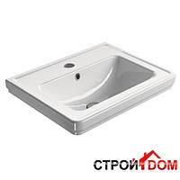 Мебельная раковина GSI Classic 60 8731111 белый