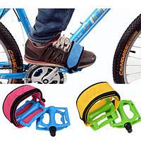 Фиксированных передач велосипед педали ноги ремня стяжного хомута