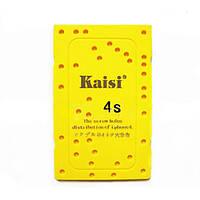 Кай си желтый джем пластины модель распределения платы винт для IPhone 4S